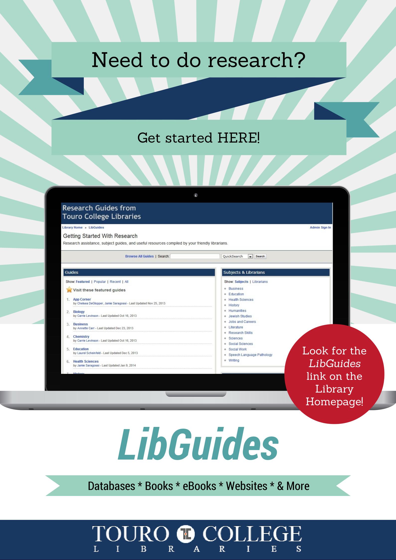 LibGuides Flyer 1-14-14
