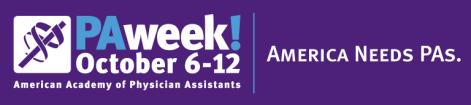PA Week Banner