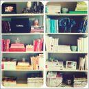 Lauren Conrad's library