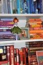 Laini Taylor's library