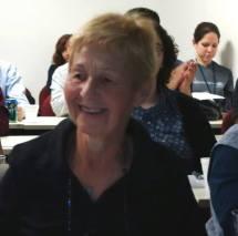Rita Hilu, Library Assistant, Starrett City
