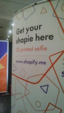 Shapify booth