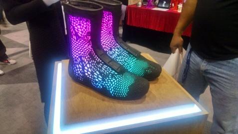 Sols custom 3D printed orthotics