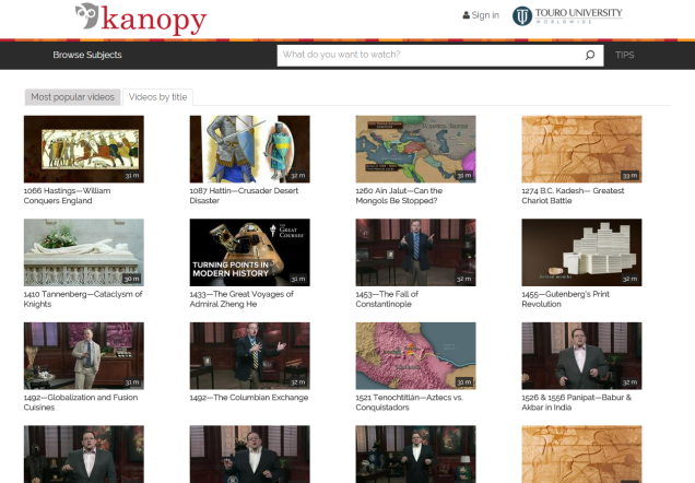 Videos by title KanopyStreaming.com