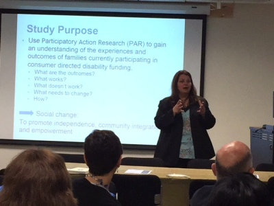 Dr. Meira Ort shares her current research project