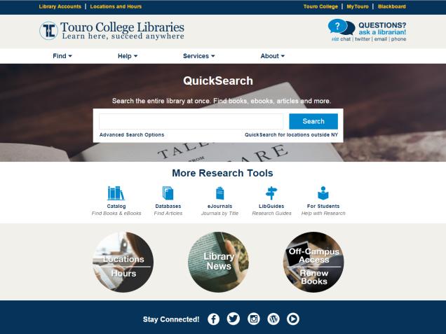 2016-01-25 13_16_23-Touro College Libraries
