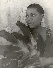 Bessie Smith, by Carl Van Vechten, 1936