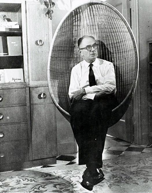 Ernst Reichl, Designer (1900-1980) (photo via Design Observer)