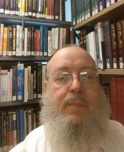 Librarian Leib Klein