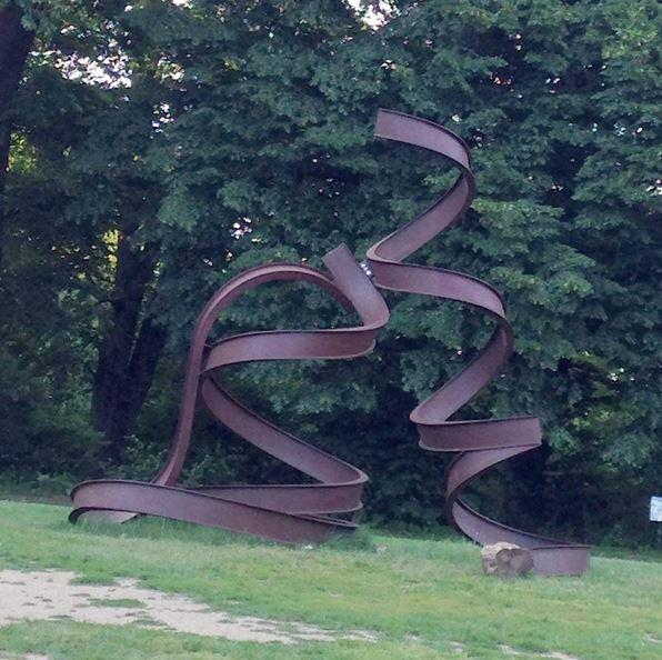 Art in Prospect Park by Carol Eisner