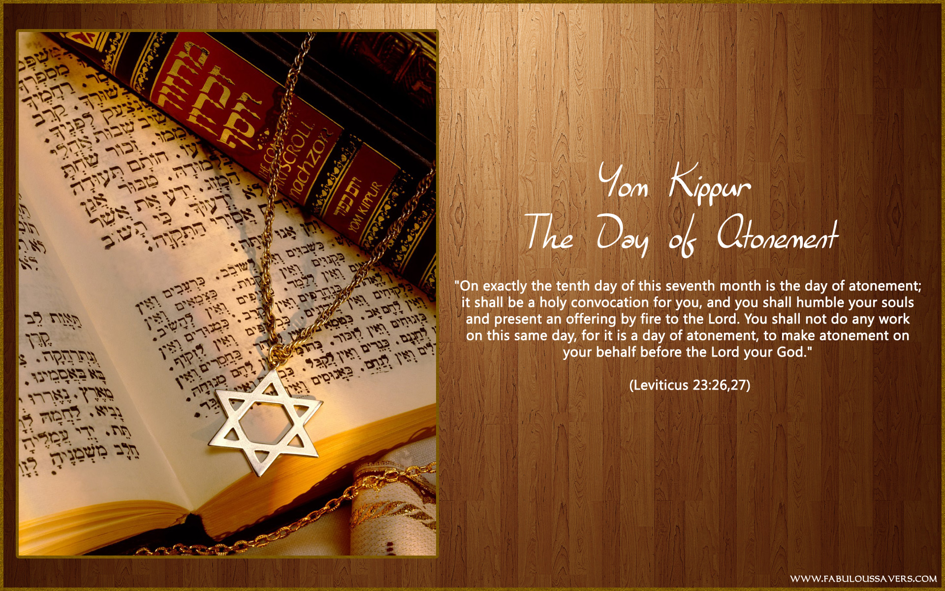 Yom Kippur A Day Of Atonement Tc Library Blog