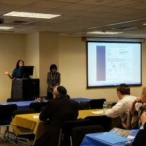 Bashe Simon and Carrie Levinson introduce Touro Scholar