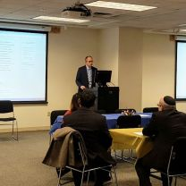 Dr. Kadish highlights some of the many faculty articles available on Touro Scholar