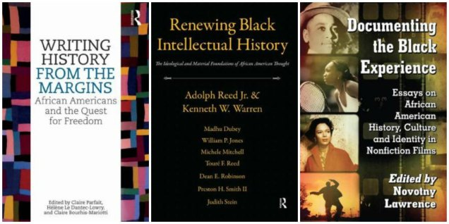 A few of the many ebooks available to learn more about African-American history (view links below)