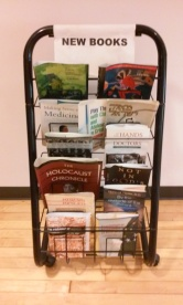 New Book display