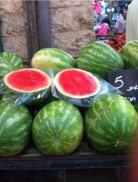 Watermelon Israel 9-9-11