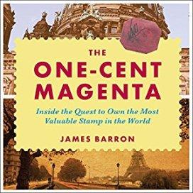 one cent magenta