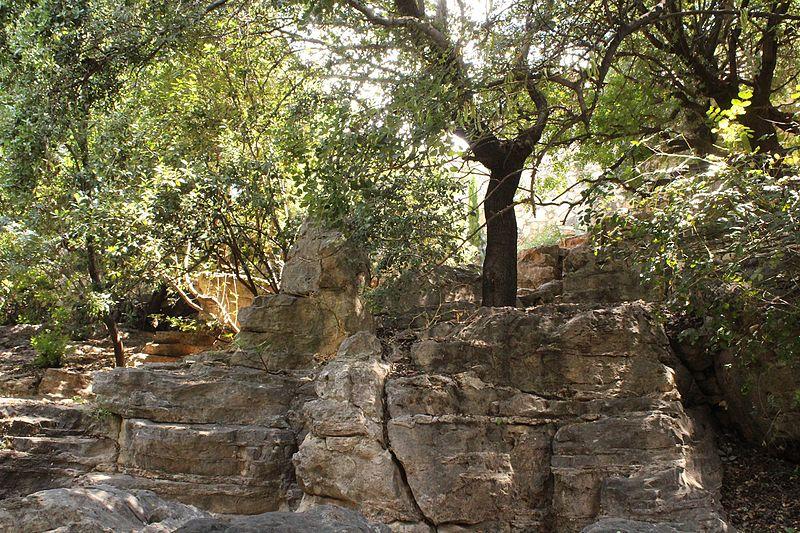 rashbi's cave